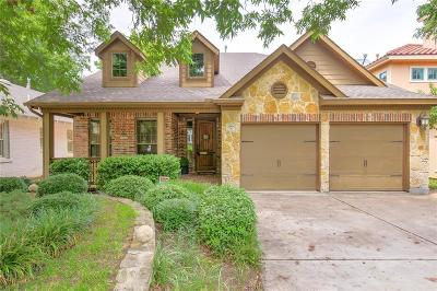 Fort Worth Single Family Home For Sale: 3904 Mattison Avenue
