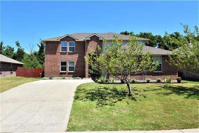 Wylie Single Family Home Active Option Contract: 1513 Harvest Crossing Drive