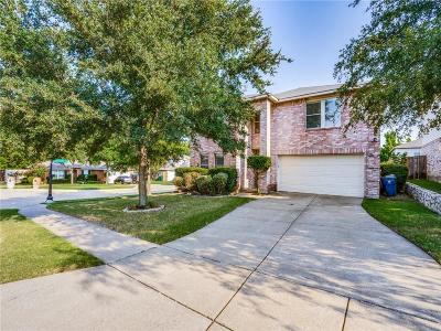 McKinney Single Family Home Active Option Contract: 2404 Timber Creek Drive
