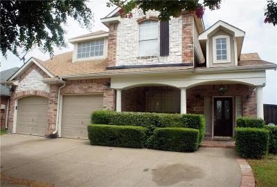Garland Single Family Home For Sale: 2501 Appalachia Drive