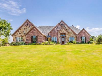 Weatherford Single Family Home Active Contingent: 178 Sandstone Lane