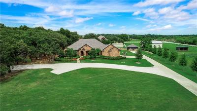 Southlake Single Family Home Active Option Contract: 4383 Soda Ridge Road