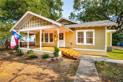 McKinney Single Family Home For Sale: 1406 W Louisiana Street