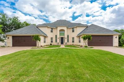 Little Elm Single Family Home For Sale: 3730 Misty Cove