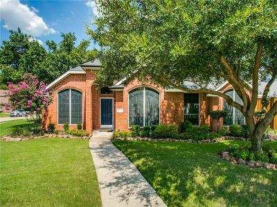 Allen Single Family Home For Sale: 617 Sagebrush Lane