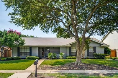 Plano Single Family Home Active Option Contract: 4440 Cleveland Drive