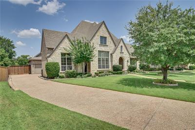 Keller Single Family Home Active Option Contract: 2531 Lakepoint Drive