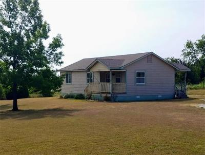 Weatherford Single Family Home For Sale: 1605 Sweet Springs Road