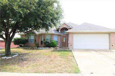 Single Family Home For Sale: 7907 Blue Duck Trail