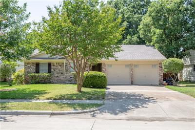 Dallas County Single Family Home For Sale: 1627 Wisteria Way