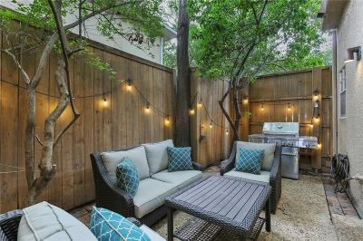 Dallas County Condo For Sale: 4232 McKinney Avenue #101