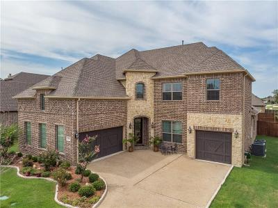 Wylie Single Family Home For Sale: 505 Landing Drive