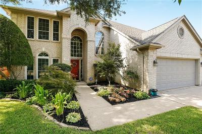 Flower Mound Single Family Home For Sale: 1613 Weatherwood Drive