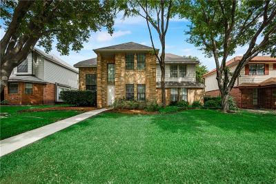 Grand Prairie Single Family Home For Sale: 4208 Tanner Way