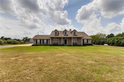 Weatherford Single Family Home For Sale: 2704 Causbie Road