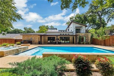 Fort Worth Single Family Home For Sale: 2924 Harlanwood Drive