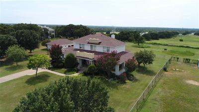 Johnson County Single Family Home For Sale: 206 Sherry Lane