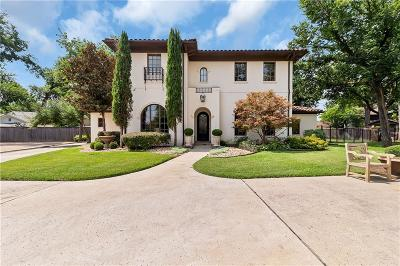Fort Worth Single Family Home For Sale: 2911 Rivergrove Court