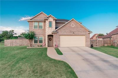Stephenville Single Family Home For Sale: 1257 Elk Ridge Drive