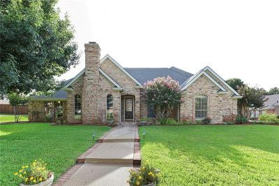 Colleyville Single Family Home Active Option Contract: 5805 Meadowhill Drive