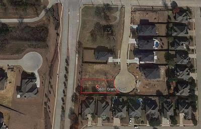 Denton County Residential Lots & Land For Sale: 3601 Grant Court