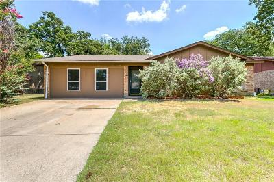 Arlington Single Family Home For Sale: 2703 Mintwood Place
