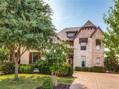 Mckinney Single Family Home Active Option Contract: 5401 Bentrose Drive