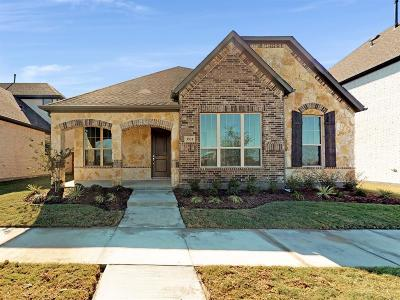 Frisco Single Family Home For Sale: 3531 Harvest Lane