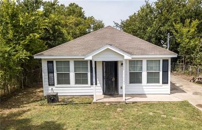 Dallas Single Family Home For Sale: 4519 S Denley Drive