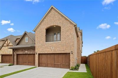 Wylie Townhouse For Sale: 800 Newhaven Drive