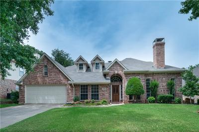 Grapevine Single Family Home For Sale: 2140 Idlewood Drive