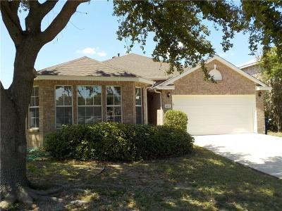 Garland Single Family Home Active Option Contract: 4917 Worthing Drive