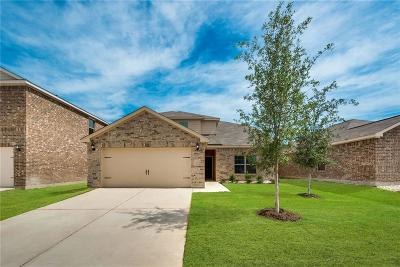 Forney Single Family Home For Sale: 4214 Calla Drive