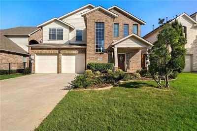 Frisco Single Family Home For Sale: 5869 Hidden Creek Lane