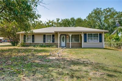 Corsicana Single Family Home For Sale: 233 E Drane Avenue