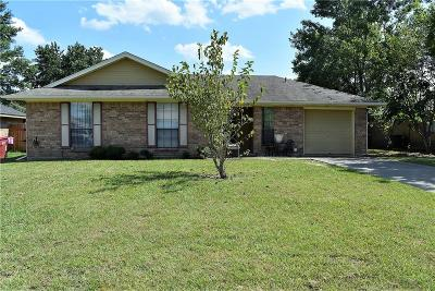 Royse City Single Family Home Active Option Contract: 913 Oak Grove Lane