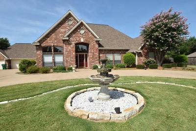 Stephenville Single Family Home For Sale: 1438 Pecan Hill Road
