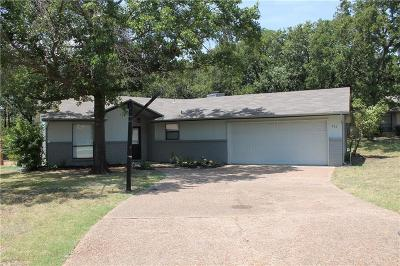 Azle Single Family Home For Sale: 337 Shady Lane