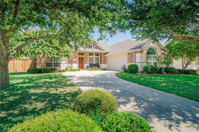 Allen Single Family Home Active Option Contract: 1805 Armstrong Drive