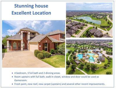 McKinney Single Family Home For Sale: 10100 Ransom Ridge Road