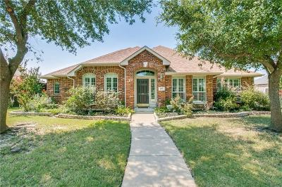 Rockwall Single Family Home For Sale: 2071 Garrison Drive
