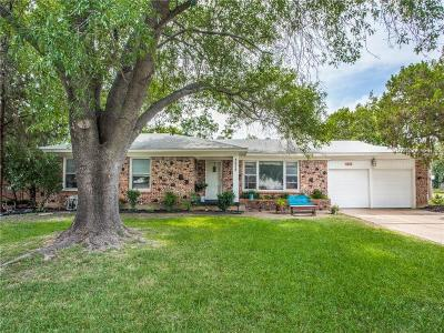 Richland Hills Single Family Home Active Option Contract: 3629 Labadie Drive
