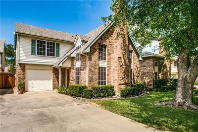 Irving Single Family Home Active Option Contract: 400 Eagle Nest Court