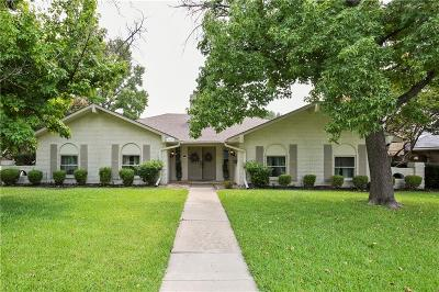 Plano Single Family Home For Sale: 2116 Newcastle
