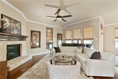 McKinney Single Family Home For Sale: 3716 Sweetbriar Drive