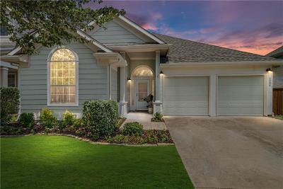 McKinney Single Family Home Active Option Contract: 9904 Summer Sweet Drive
