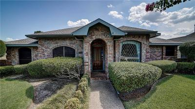 Rowlett Single Family Home For Sale: 3210 Dogwood Trail
