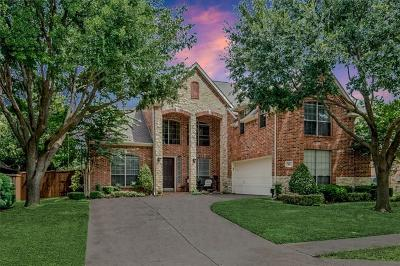 Mckinney Single Family Home For Sale: 709 Coralberry Drive