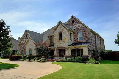 Denton Single Family Home For Sale: 121 Meadowlands Drive