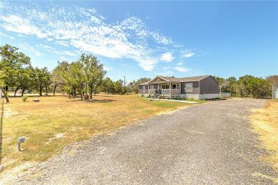 Weatherford Single Family Home Active Option Contract: 41 Mesquite Trail